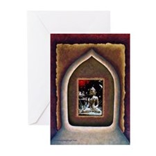 The Temple of the Buddha Greeting Cards (Pk of 10)