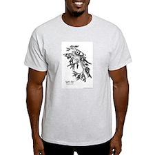 Leafy Sea Dragon Ash Grey T-Shirt