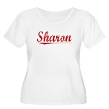 Sharon, Vintage Red T-Shirt