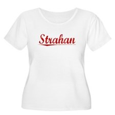 Strahan, Vintage Red T-Shirt