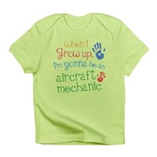 Future Aircraft Mechanic Infant T-Shirt