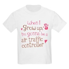 Future Air Traffic Controller T-Shirt