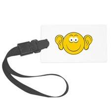 smiley25.png Luggage Tag