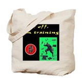 Warrior's Spirit Tote Bag
