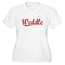 Weddle, Vintage Red T-Shirt
