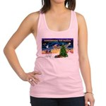 Remember-Christmas Sunrise.png Racerback Tank Top