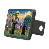 Cute Francis Rectangular Hitch Cover