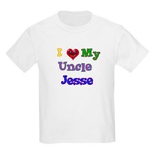 I LOVE MY UNCLE JESSE T-Shirt