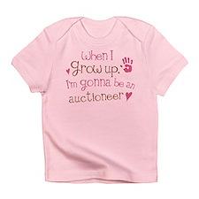 Kids Future Auctioneer Infant T-Shirt
