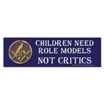 Children and Freemasons Sticker (Bumper 10 pk)