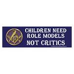 Children and Freemasons Sticker (Bumper 10 pk)