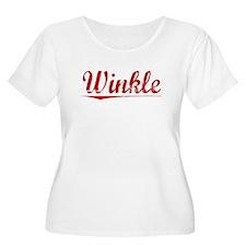 Winkle, Vintage Red T-Shirt