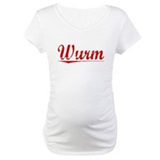 Wurm, Vintage Red Shirt