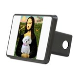 Mona's Maltese (R) Hitch Cover