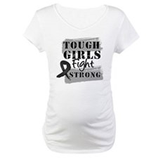 Tough Girls Skin Cancer Shirt