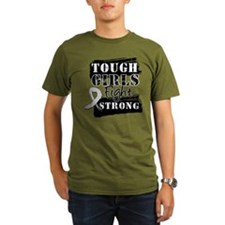 Tough Girls Retinoblastoma T-Shirt