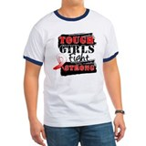 Tough Girls Oral Cancer T