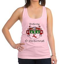 Doherty Irish/English Racerback Tank Top