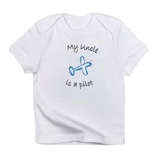 Unique Baby pilot Infant T-Shirt