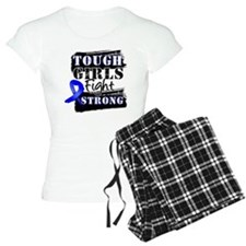 Tough Girls Colon Cancer Pajamas