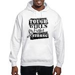 Tough Girls Carcinoid Cancer Hooded Sweatshirt