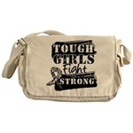 Tough Girls Carcinoid Cancer Messenger Bag