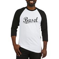 Basel, Vintage Baseball Jersey