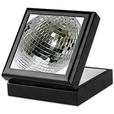 Unique Disco ball Keepsake Box