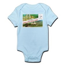 Kennedy Space Center Florida Infant Bodysuit