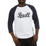 Buell, Vintage Baseball Jersey