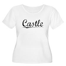 Castle, Vintage T-Shirt