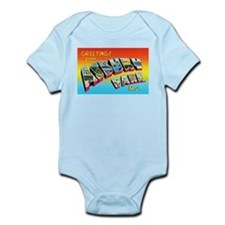 Asbury Park New Jersey Infant Bodysuit