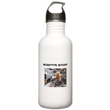 Morel Mushroom Hunter Water Bottle