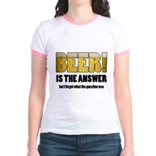 Beer Is the Answer T