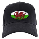 Welsh Flag Baseball Cap