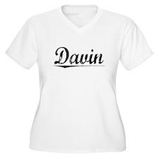 Davin, Vintage T-Shirt
