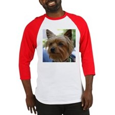 Yorkshire Terrier Baseball Jersey