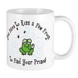 Kiss A Few Frogs Mug