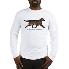 Flat-coated Retriever Long Sleeve T-Shirt