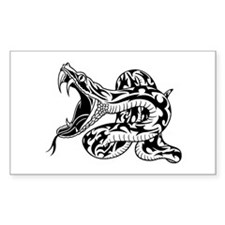Tribal Snake Decal