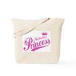Tajikistani Princess Tote Bag