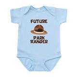Future park ranger Bodysuits