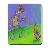 &amp;quot;Robot&amp;quot; Mousepad
