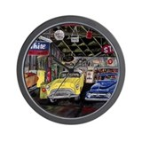 Clasiic Car Wall Clock