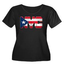 New York Puerto Rican T