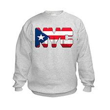 New York Puerto Rican Sweatshirt