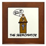 The Sermonator Framed Tile