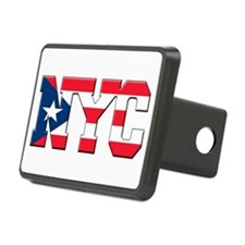 New York Puerto Rican Hitch Cover