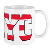 New York Puerto Rican Coffee Mug