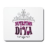 Nutrition Diva Mousepad